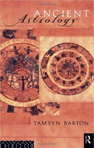 Книга Тэмзин Бартон об античной астрологии